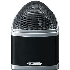 "Mirage Nanosat 2-Way 2-3/4"" Satellite Speaker (Each) - Platinum/ from Mirage"