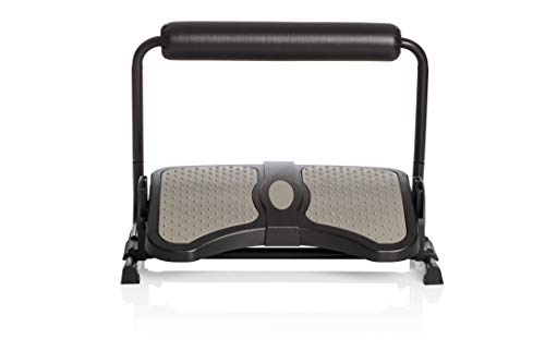 SUN-FLEX Footrest | The Intuitive Solution for Sitting and Standing,Under Desk with Height and Angle Adjustable,19.3x14.5'', Footrest and Foot Stool for Home and Office,Gift Box by SUN-FLEX (Image #3)
