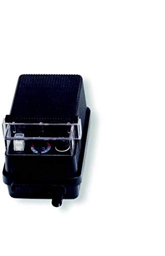Kichler 15E120BK Standard Series Transformer 120W, Black Material (Not Painted)