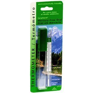 THERMOMETER ORAL MERCURY FREE 1EA R.G. MEDICAL