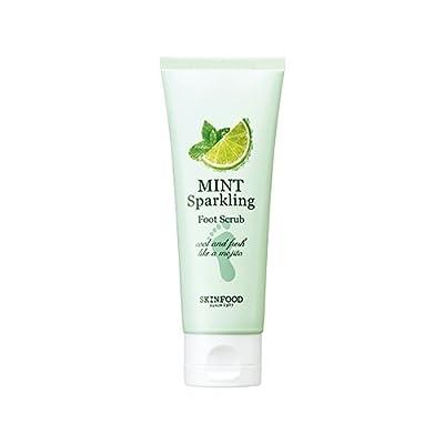 [Skin Food] Mint Sparkling Foot Scrub