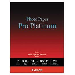 Pro Platinum Photo Paper - 7