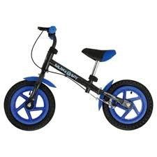 4e36740f26c Hudora BalanceBoy Steel Balance Bike (Blue): Amazon.co.uk: Toys & Games