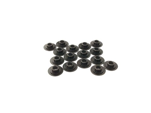 Competition Cams 748-16 Steel Retainers, 10 degree Angle for 1.500