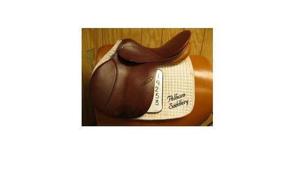Amazon com : Stubben Siegfried Extra Used All Purpose Saddle
