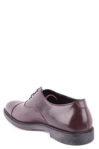 Fratelli Rossetti Homme MCBI327009O Marron Cuir Chaussures À Lacets LMoiOkpl