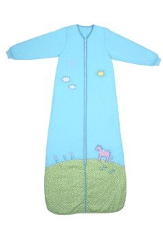 Price comparison product image Slumbersafe Winter Kid Sleeping Bag Long Sleeves 3.5 Tog - Pony, 3-6 years/XL