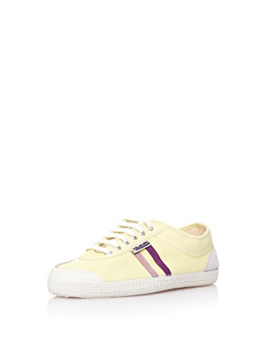 KAWASAKI RETRO SEASONAL LIGHT YELLOW. Sneaker. Herren - Damen. Größe 37