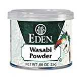 Eden Foods Wasabi Powder Japanese Horseradish .88 Oz (Pack of 6) - Pack Of 6
