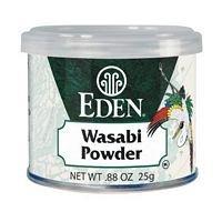 Eden Foods Wasabi Powder Japanese Horseradish .88 Oz (Pack of 6) - Pack Of 6