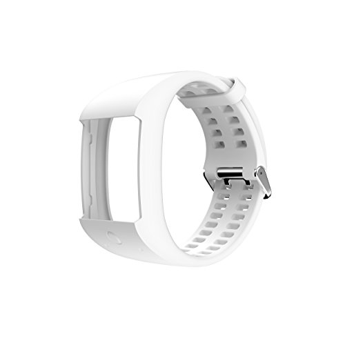 Polar M600 (Black) GPS Watch BUNDLE with Extra Band (White) & PlayBetter Wall/Car USB Charging Adapters   Sports GPS Smartwatch with Wrist-Based Heart Rate by PlayBetter (Image #5)