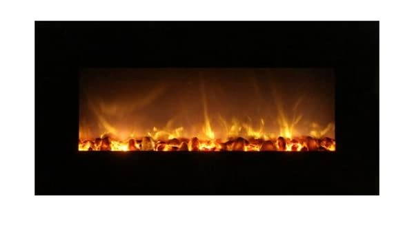 amazon com modern flames fantastic flame 43 no heat electric rh amazon com electric fireplace logs without heater electric fireplace not heating