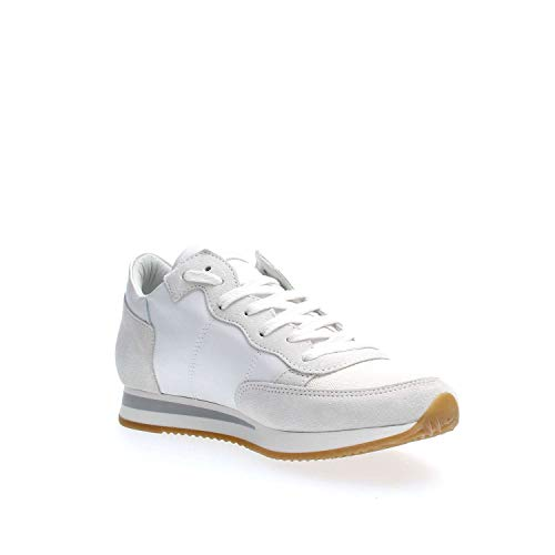 White Philippe Tropez Model Paris Trld 5001 Sneakers Donna qBgaHw