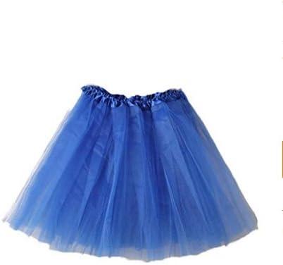 Boheng Falda tutú Azul Marino de Gran tamaño Falda tutú Falda de ...