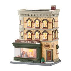 Department 56 Christmas in the City Nighthawks Lit House by Department 56