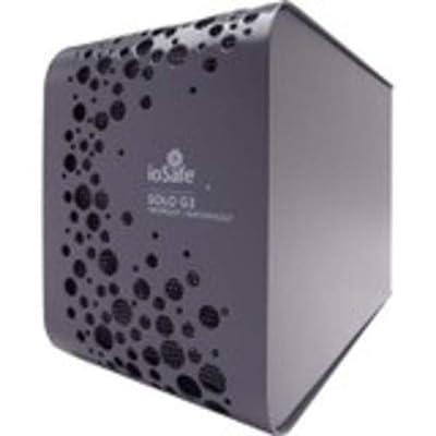 "ioSafe Solo G3 6 TB 3.5"" External Hard Drive - SATA - Desktop from ioSafe, Inc"