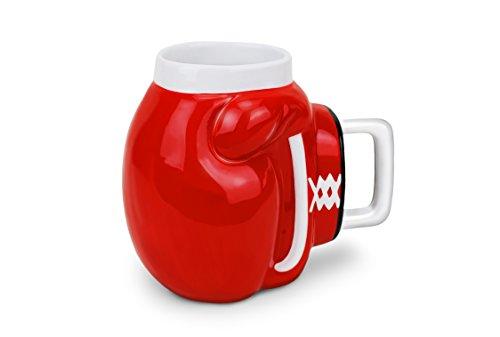 BigMouth Inc Knockout Mug Red