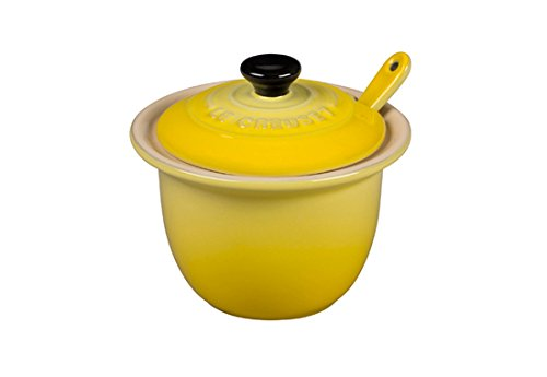 Creuset Stoneware Condiment 4 Ounce Soleil product image