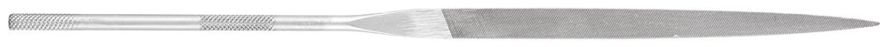 PFERD Inc. PFERD 12145 Swiss Pattern Needle Precision File Pack of 12 Swiss Cut 2 6-1//4 Length Pack of 12 6-1//4 Length Flat with Round Edges Crochet
