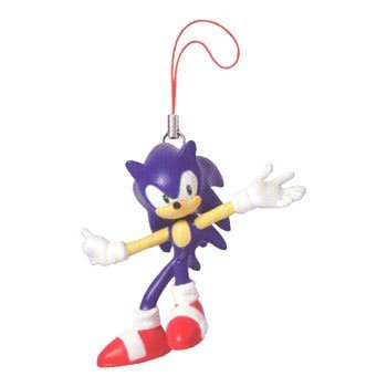 Sonic the Hedgehog - Dangler - SONIC (Arms Open) (1.5 inch)