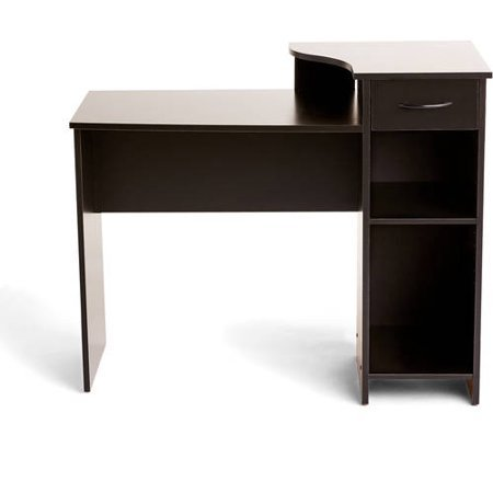 Mainstays Student Desk, Multiple Finishes Blackwood by Mainstays Student Desk, Multiple Finishes Blackwood