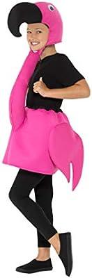 Smiffys Kids Flamingo Costume Disfraz de flamenco para niños ...
