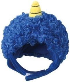 입 춘 전날의 악마 캡 (치와와 한 마리가 모자 콩 장작) (S 블루) / Setsubun Demon Cap (Chihuahua Small Dog Hat Bean-throwing) (S Blue)