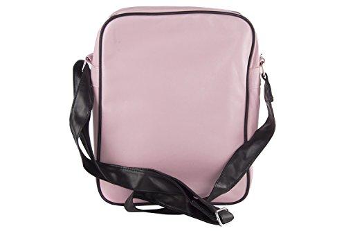Tracolla uomo VESPA rosa borsello multiscomparto VF233