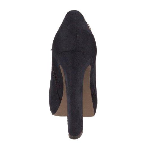 Blink Ankle Boots BBRANDIL PLATFORM 701234 black Black