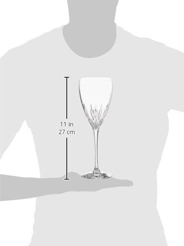 Clear Lenox Firelight Signature Goblet