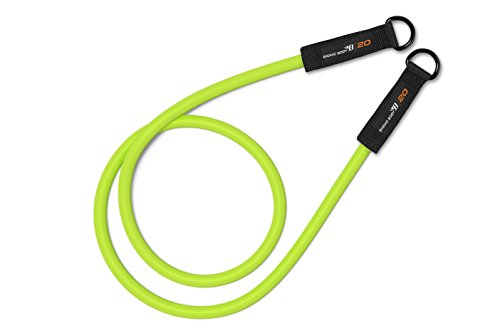 Bionic Body Resistance Tube, Chartreuse, 20-Pound - Chartreuse Body