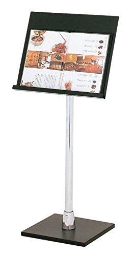 店舗備品 メニュースタント゛ ※面板部角度調整可能 店頭サイン 業務用 国産 日本製 B07BQ33WDY