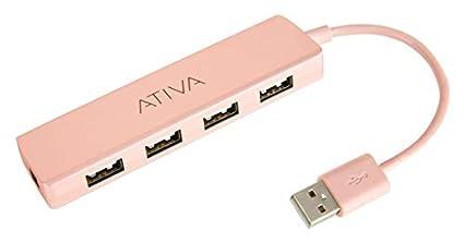 ATIVA USB 4 PORT HUB DRIVER WINDOWS