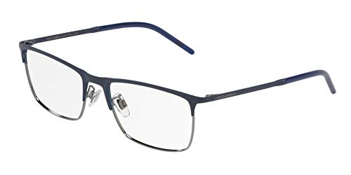 - Dolce Gabbana DG1309 Blue/Clear Lens Eyeglasses