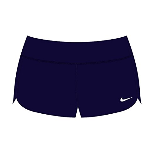 Nike Women's Core Solids Boardshort L Midnight Navy