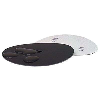 """Sandpaper Disc 4"""" 320 Grit (50 pack)"""