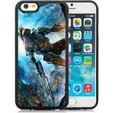 iPhone 6 Case,Halo The Master Chief Collection Black iPhone 6S 4.7 Inches Cover Case,Fashion TPU (Iphone 6 Master Chief Case)