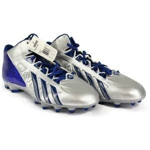 Adidas Filthy Quick MID D Football Cleat Size 12 Blue