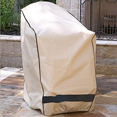 Char-Broil Tan Stacking Chair Cover – 48″ Premium Quality