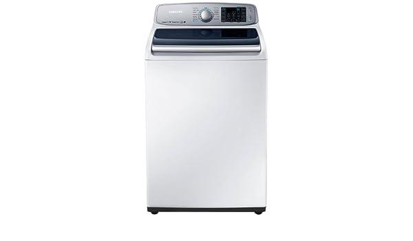 Samsung WA50F9A8DSW Independiente Carga superior Blanco lavadora ...