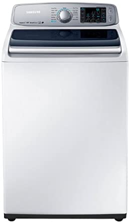 Samsung WA50F9A8DSW Independiente Carga superior Blanco ...