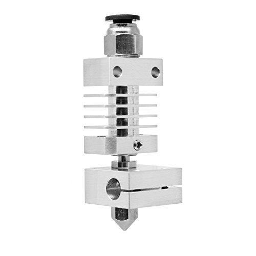 Micro Swiss All Metal Hotend Kit for Creality CR-10 Printers .4mm CR10, CR10S, Ender 2, TronXY X5S by Micro-Swiss