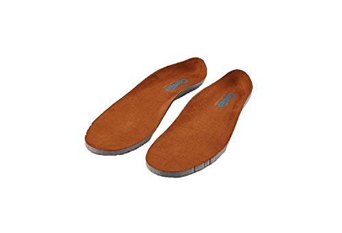 CORRIGO Dr. Shin's Comfort and Plantar Fasciitis Insoles Arch Support Corn Shoe Inserts for Comfort Relief from Plantar Fasciitis, Flat Feet, Lumbar disc and Homeffice Office Slipper, Long time who (Best Insoles For Corns)