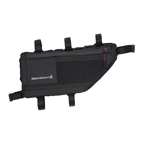 (Blackburn Outpost Frame Bag - Black Large)