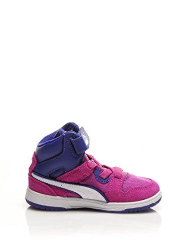 Rebound Str Cvs K Eu Alta 23 Viola Strap Puma Sneaker blu 1qETwf