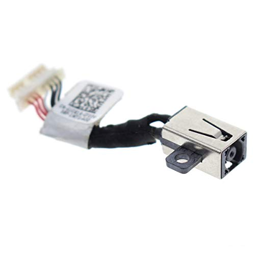AUTOKAY New Dentsing DC Power JACK Cable Harness for Dell Inspiron 3-7347 13-7348 13-7352 P57G 13-7000 ()