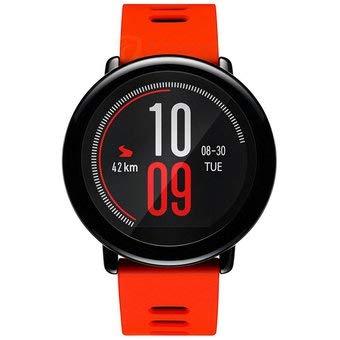 Xiaomi AMAZFIT Pace Reloj Inteligente, Deportes GPS Bluetooth, Rojo