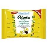 Ricola Original Natural Herb Cough Drop , 50 ct. Each Bag (Pack of 2)