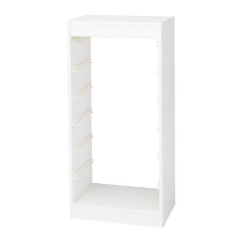 IKEA - TROFAST Children Storage Frame (B), white