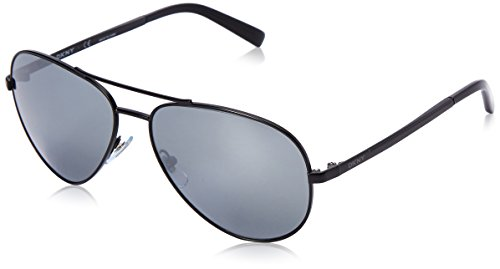 DKNY 0dy5083 Aviator Sunglasses, Matte Black, 59 - Sunglasses Mens Dkny